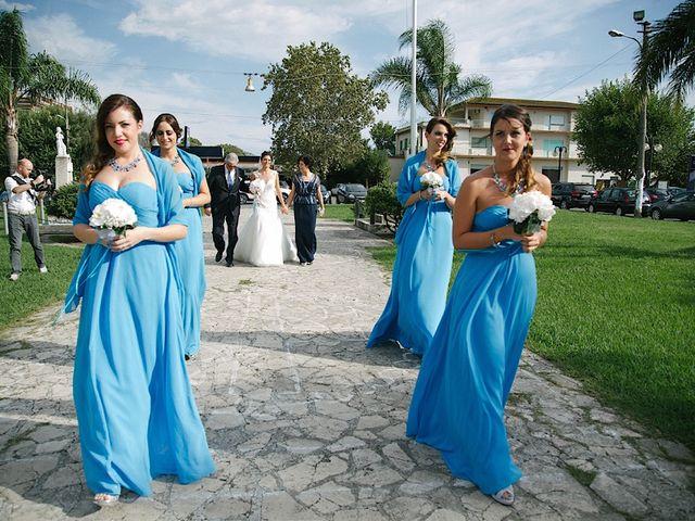 Il matrimonio di Patrizio e Veronica a Sabaudia, Latina 26