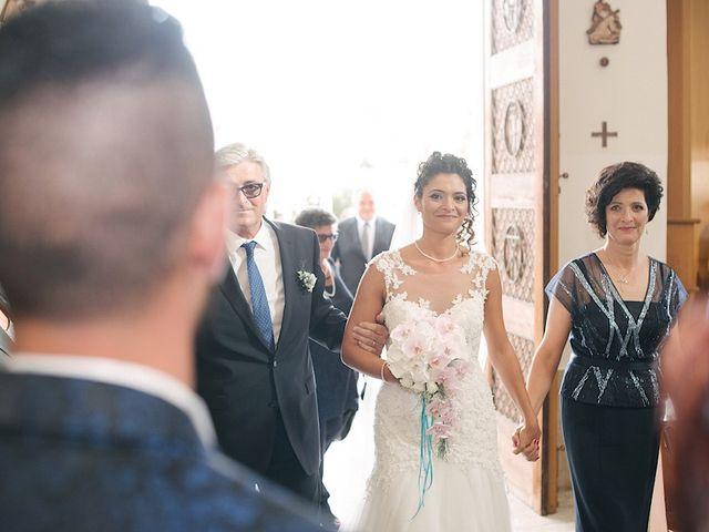 Il matrimonio di Patrizio e Veronica a Sabaudia, Latina 27