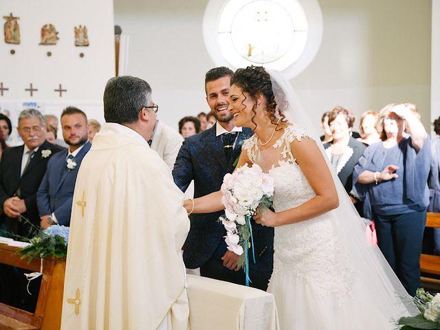 Il matrimonio di Patrizio e Veronica a Sabaudia, Latina 28