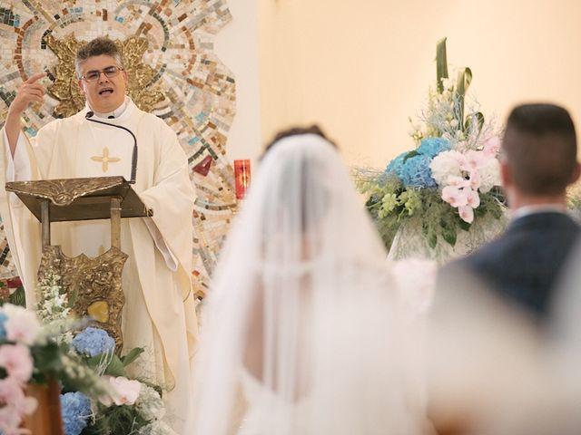 Il matrimonio di Patrizio e Veronica a Sabaudia, Latina 30