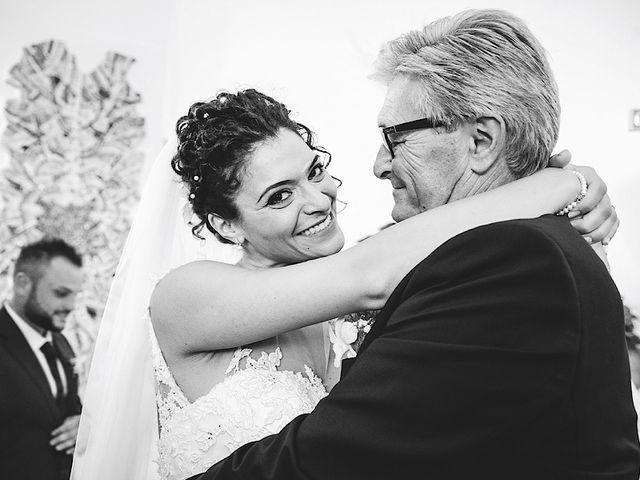 Il matrimonio di Patrizio e Veronica a Sabaudia, Latina 32