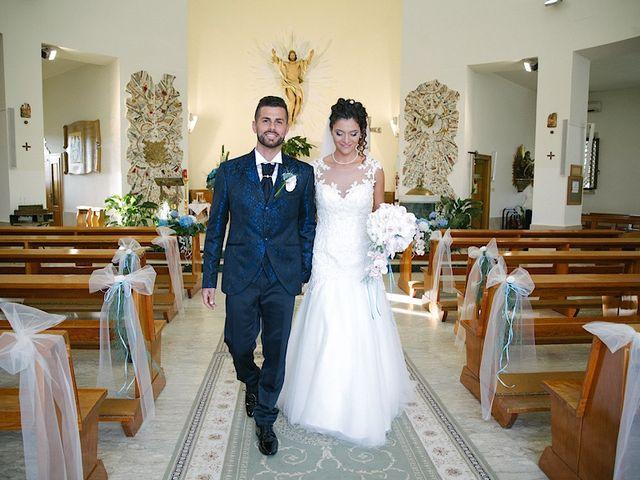 Il matrimonio di Patrizio e Veronica a Sabaudia, Latina 33