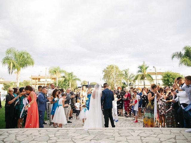 Il matrimonio di Patrizio e Veronica a Sabaudia, Latina 35