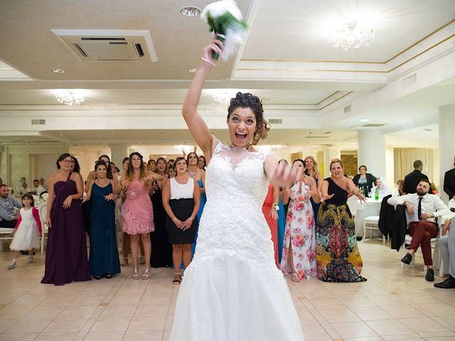 Il matrimonio di Patrizio e Veronica a Sabaudia, Latina 43