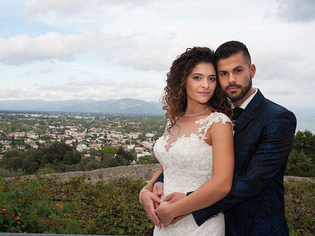 Il matrimonio di Patrizio e Veronica a Sabaudia, Latina 50