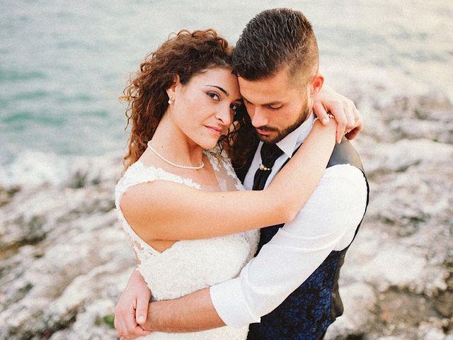 Il matrimonio di Patrizio e Veronica a Sabaudia, Latina 53