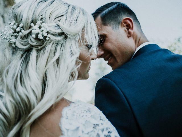 Le nozze di Fiona e Edouard