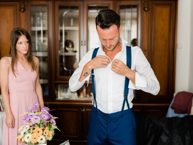 Il matrimonio di Matteo e Elena a Lido di Camaiore, Lucca 9