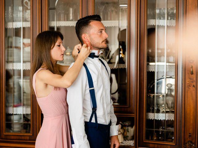 Il matrimonio di Matteo e Elena a Lido di Camaiore, Lucca 11