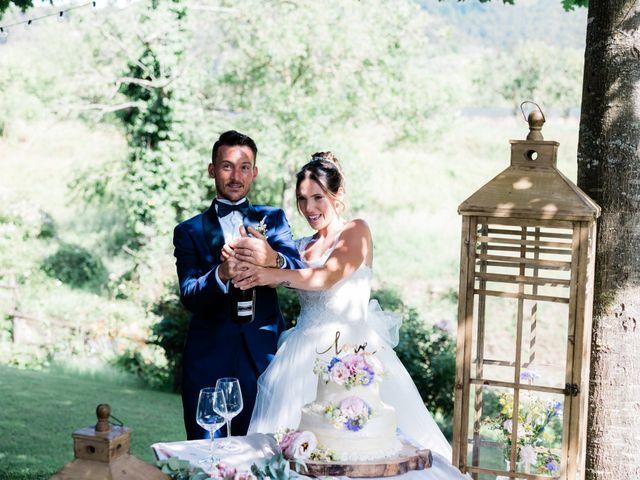 Il matrimonio di Matteo e Elena a Lido di Camaiore, Lucca 63