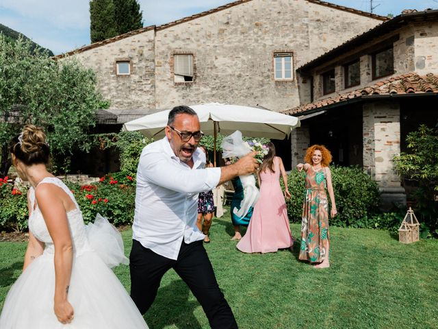 Il matrimonio di Matteo e Elena a Lido di Camaiore, Lucca 67