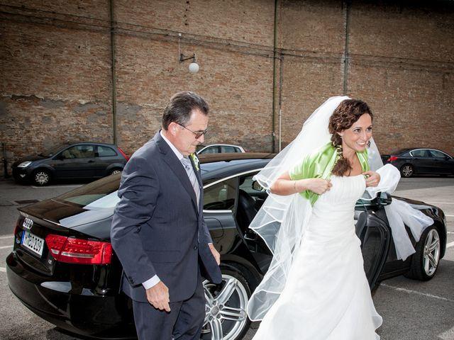 Il matrimonio di Paolo e Wendy a Bagnacavallo, Ravenna 14
