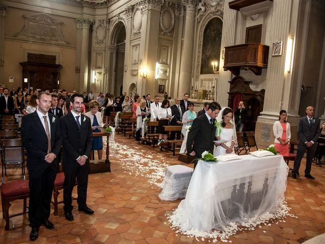 Il matrimonio di Paolo e Wendy a Bagnacavallo, Ravenna 16