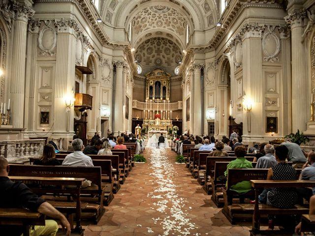 Il matrimonio di Paolo e Wendy a Bagnacavallo, Ravenna 17
