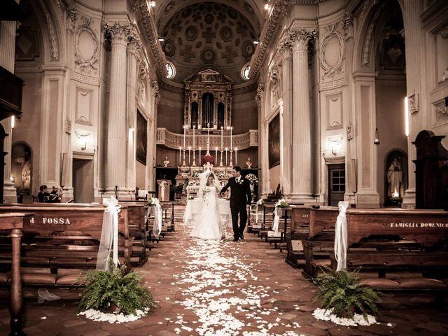 Il matrimonio di Paolo e Wendy a Bagnacavallo, Ravenna 27
