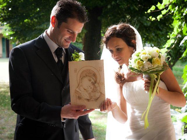 Il matrimonio di Paolo e Wendy a Bagnacavallo, Ravenna 30