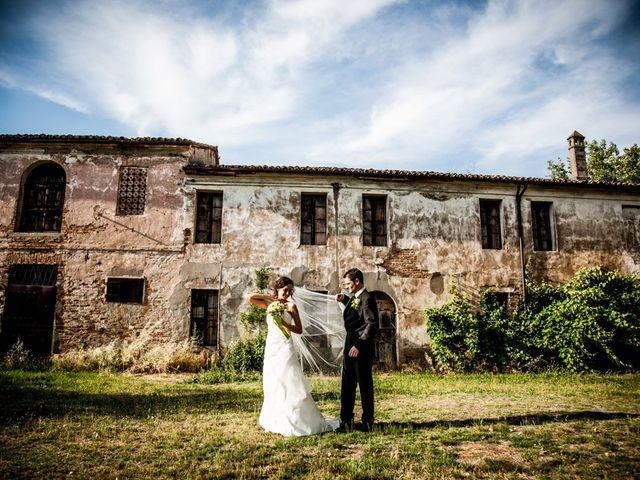 Il matrimonio di Paolo e Wendy a Bagnacavallo, Ravenna 1