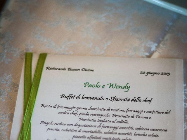 Il matrimonio di Paolo e Wendy a Bagnacavallo, Ravenna 50