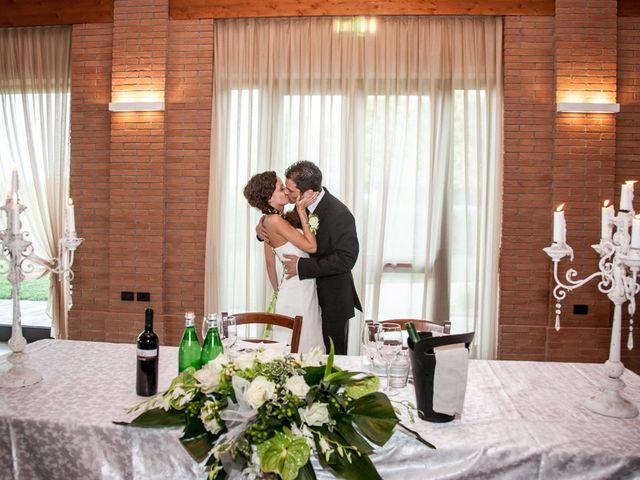 Il matrimonio di Paolo e Wendy a Bagnacavallo, Ravenna 51