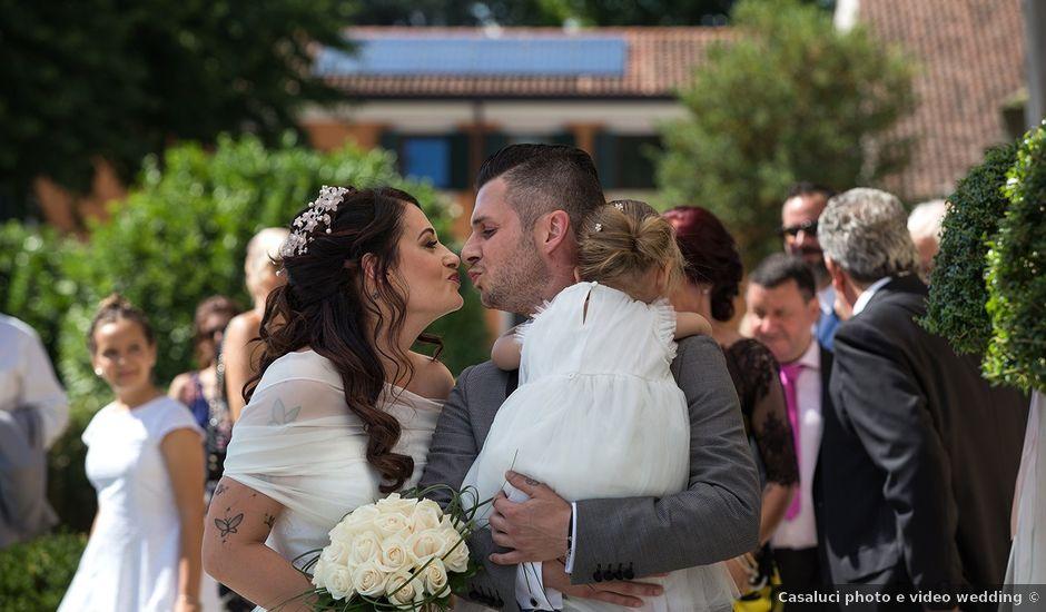 Il matrimonio di Manuel e Eleonora a Cerea, Verona