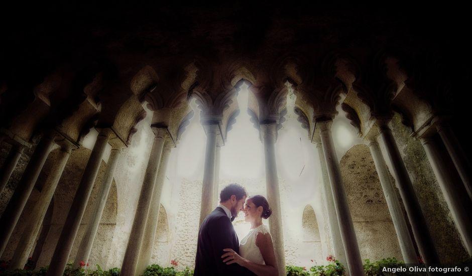 Il matrimonio di Francesco e Anna a Mercato San Severino, Salerno