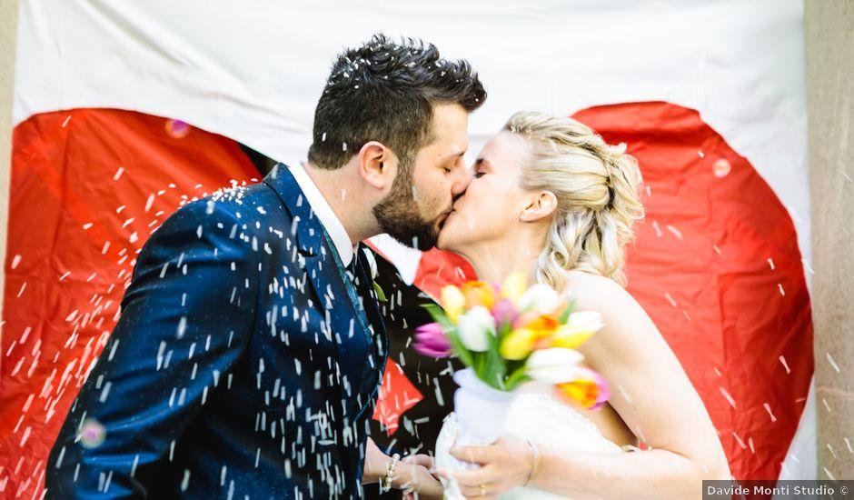 Il matrimonio di Andrea e Caterina a Gemona del Friuli, Udine