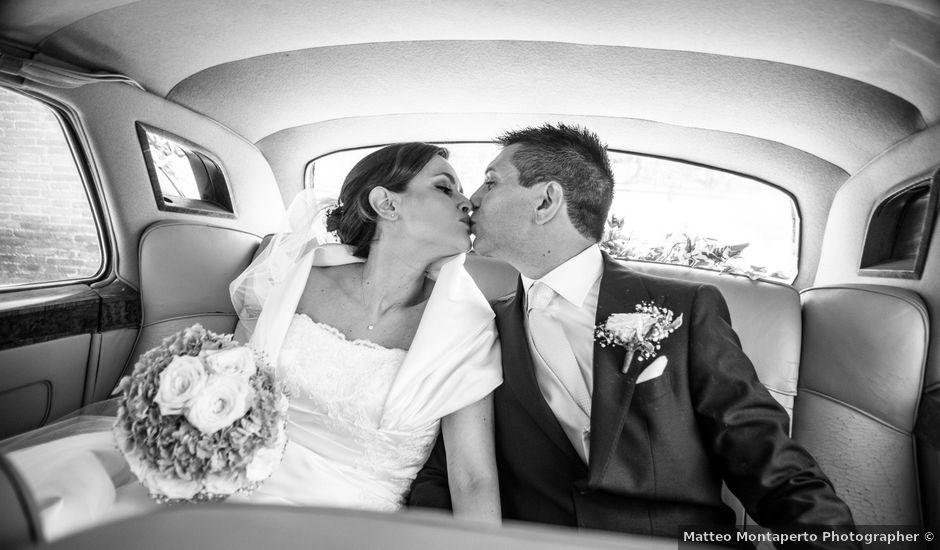 Il matrimonio di Roberto e Rachele a Roma, Roma
