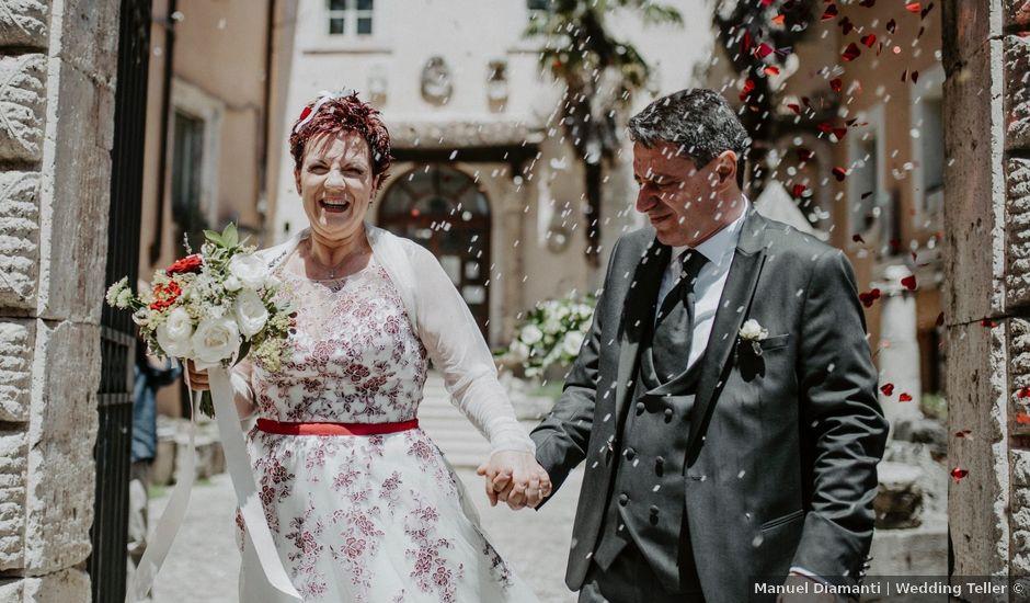 Il matrimonio di Luigi e Maria Laura a Amelia, Terni