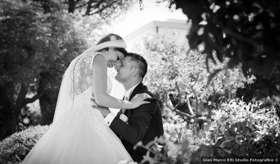 Il matrimonio di Cristian e Andrea Silvia a Montenero di Bisaccia, Campobasso