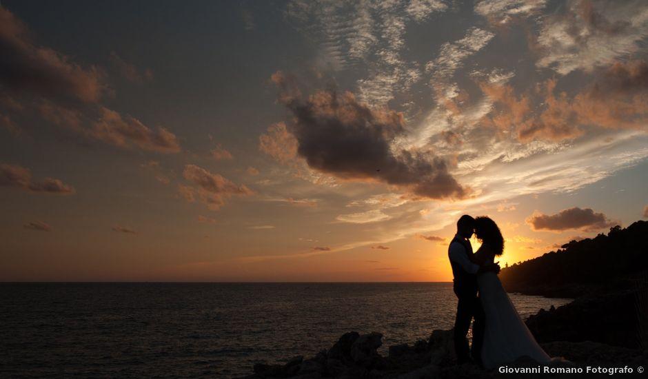 Il matrimonio di Patrizio e Veronica a Sabaudia, Latina
