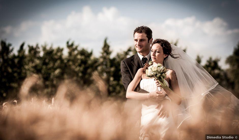 Il matrimonio di Paolo e Wendy a Bagnacavallo, Ravenna