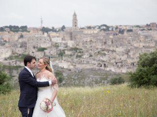 Le nozze di Gessica e Guglielmo