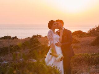 Le nozze di Gloria e Gianni