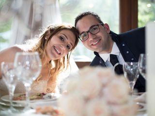 Le nozze di Sheryl e Fabio