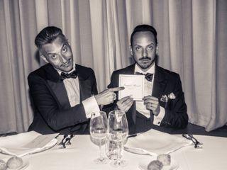 Le nozze di Manuel e Emanuele