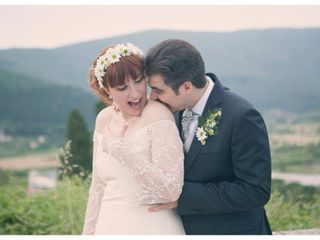 Le nozze di Tania e Giacomo