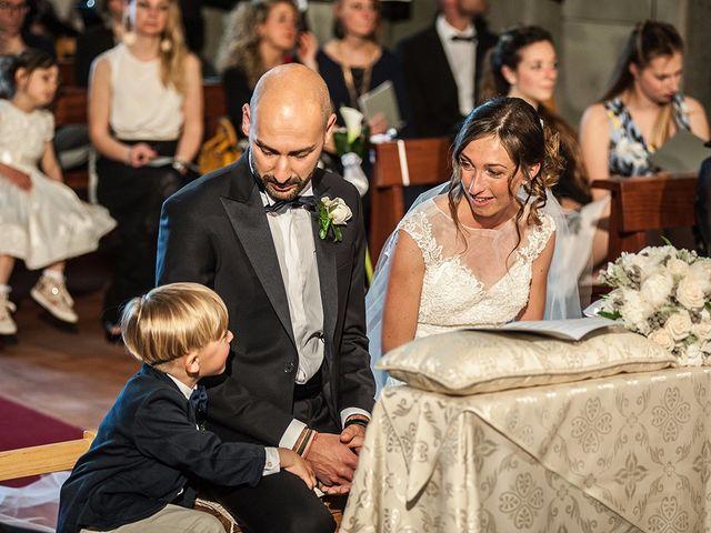 Il matrimonio di Matteo e Martina a Montespertoli, Firenze 6