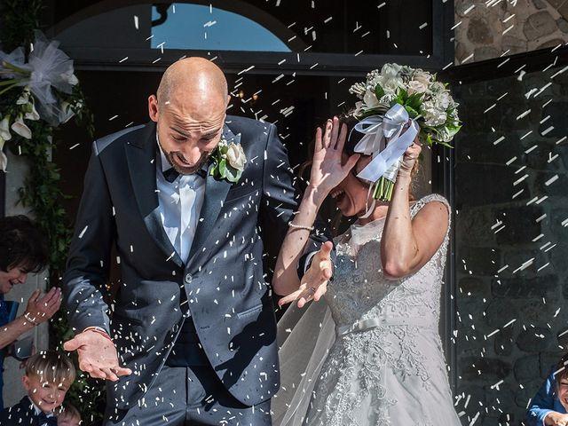 Il matrimonio di Matteo e Martina a Montespertoli, Firenze 7