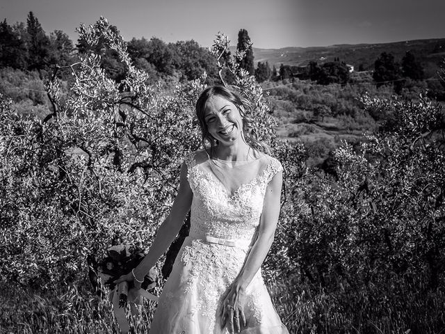 Il matrimonio di Matteo e Martina a Montespertoli, Firenze 8