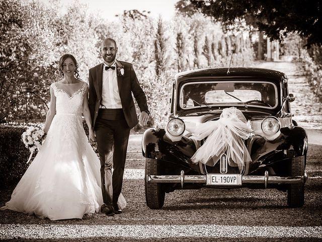 Il matrimonio di Matteo e Martina a Montespertoli, Firenze 10