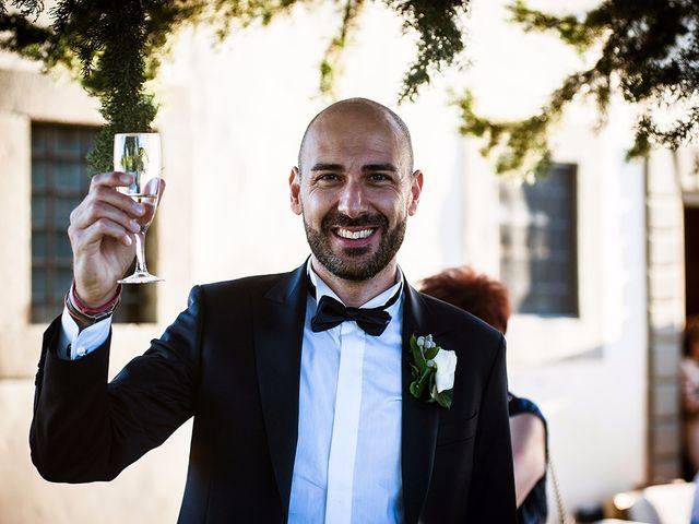 Il matrimonio di Matteo e Martina a Montespertoli, Firenze 13