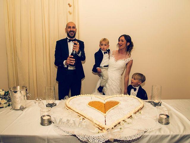Il matrimonio di Matteo e Martina a Montespertoli, Firenze 15