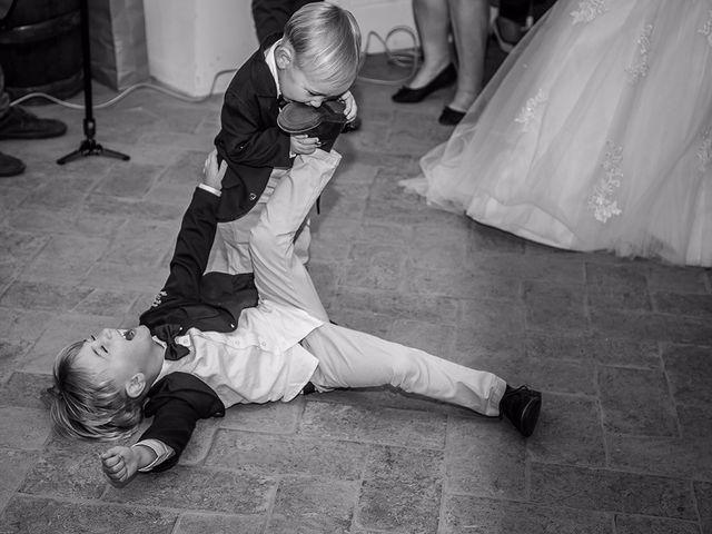 Il matrimonio di Matteo e Martina a Montespertoli, Firenze 17