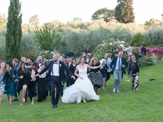 Il matrimonio di Matteo e Martina a Montespertoli, Firenze 19