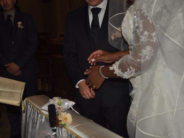 Il matrimonio di Marc e Fides a Galliate, Novara 4