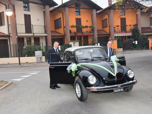 Il matrimonio di Marc e Fides a Galliate, Novara 6
