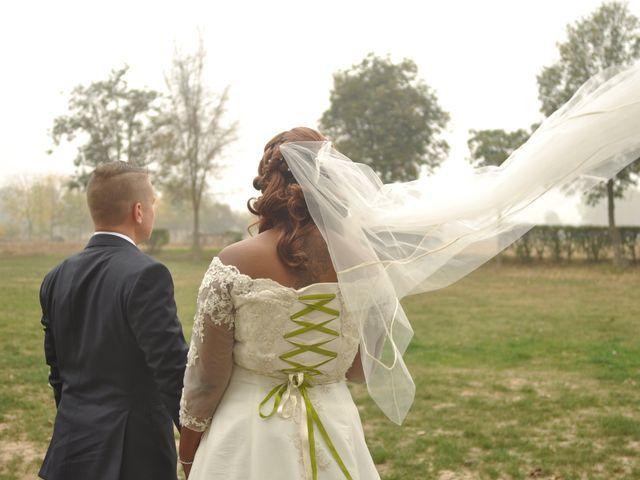Il matrimonio di Marc e Fides a Galliate, Novara 8