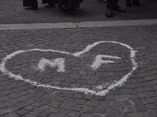 Il matrimonio di Marc e Fides a Galliate, Novara 13