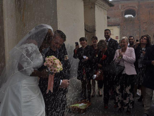 Il matrimonio di Marc e Fides a Galliate, Novara 14