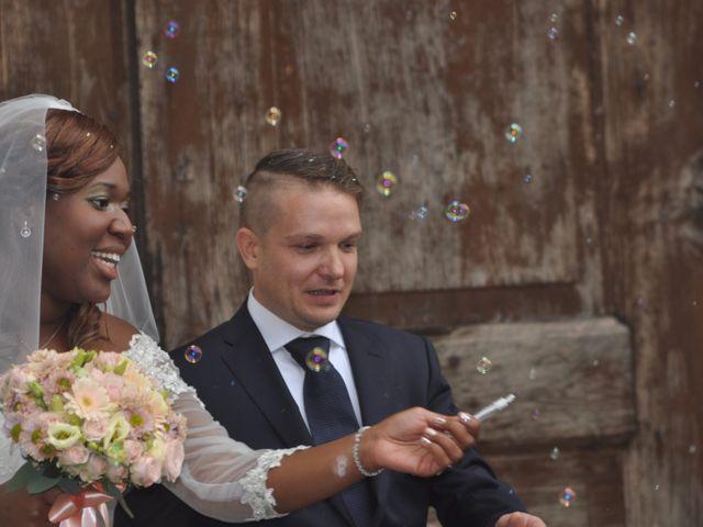 Le nozze di Fides e Marc
